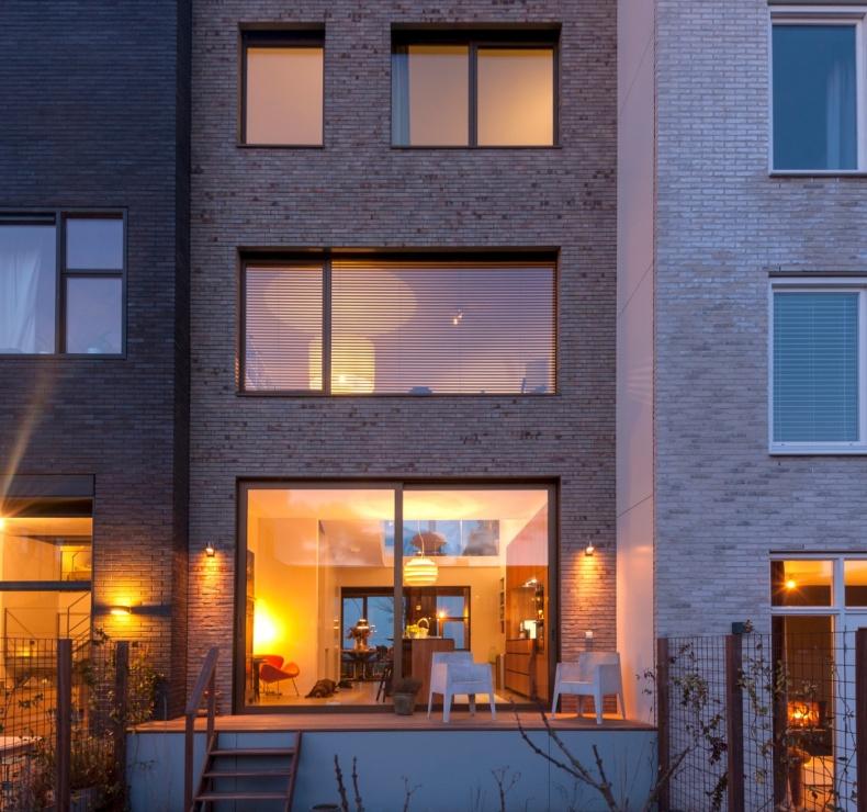 Architect IJburg - paul seuntjens