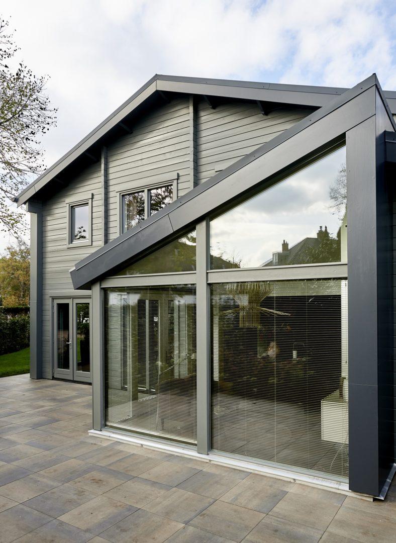 Architect moderne woning - paul seuntjens