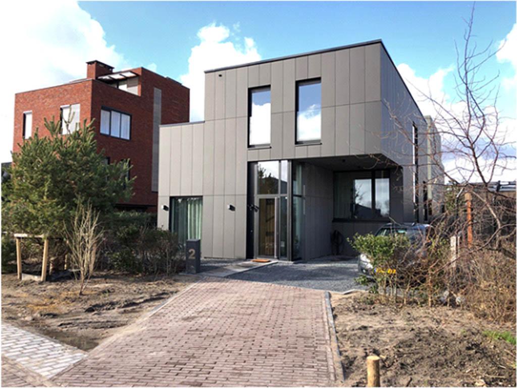 Architect nieuwbouw - paul seuntjens